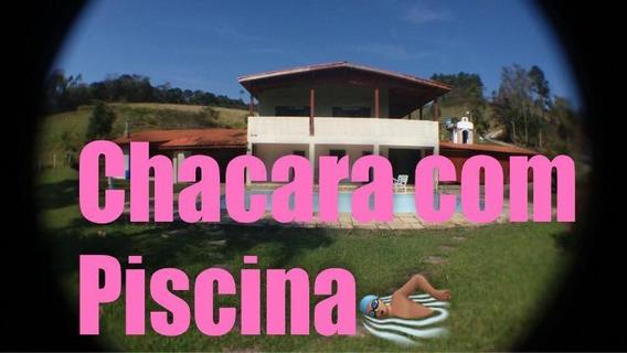 36- Vendo Chácara Com Piscina