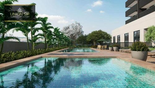 Imagem 1 de 16 de Apartamento Com 1 Dormitório À Venda, 80 M² Por R$ 995.000,00 - Pinheiros - São Paulo/sp - Ap46204