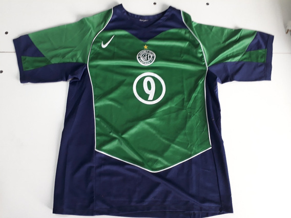 Camisa Camiseta Futebol Guarani Campinas Modelo 023