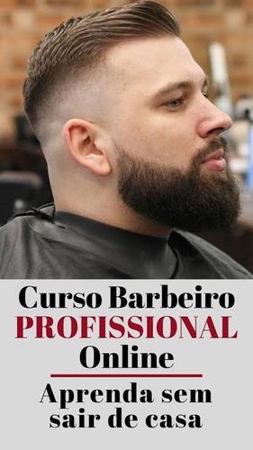 Curso Para Aprender Ser Um Barbeiro Com Sucesso