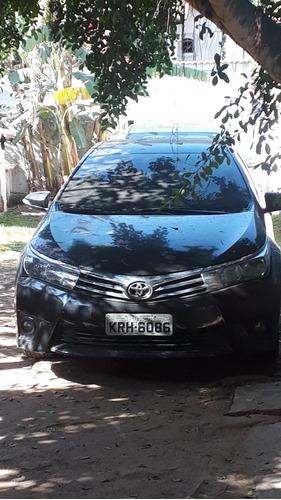 Imagem 1 de 1 de Toyota Corolla 2016 2.0 16v Xei Flex Multi-drive S 4p