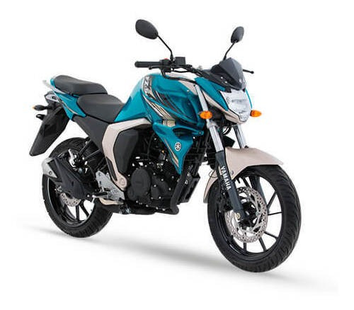 Moto Yamaha Fz S
