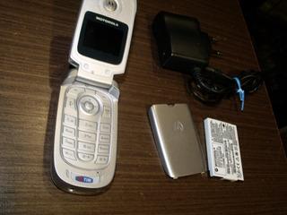 Celular Motorola V172 1/18 Tim