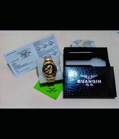 Relógio Masculino Social De Luxo Guanqin