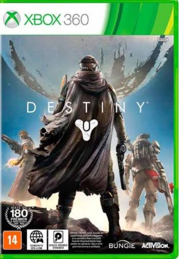 Jogo Destiny Mídia Digital Xbox 360