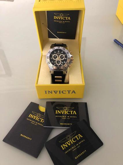 Relógio Invicta Pro Driver 52mm Original 21832