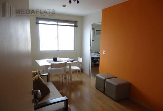 00480 - Flat 2 Dorms. (2 Suítes), Vila Olímpia - São Paulo/sp - 480