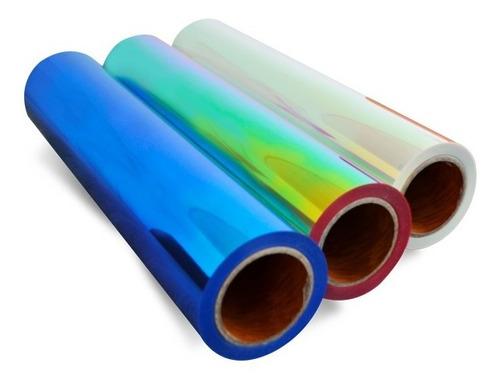 Vinil Textil De Detalle Colormake Camaleon 5 Metros
