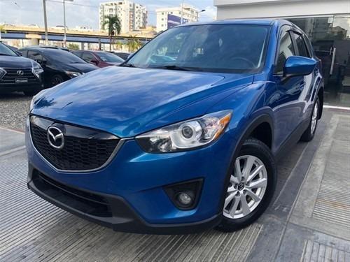 Mazda Cx-5 2014 Touring Full Clean 4x4 Camara Piel