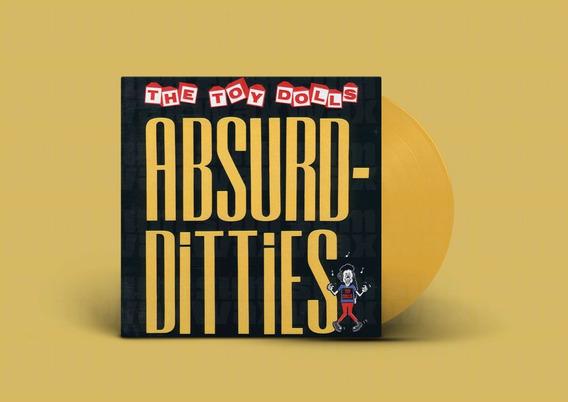 The Toy Dolls - Absurd-ditties Vinilo Lp Nuevo Ltd Uk Punk