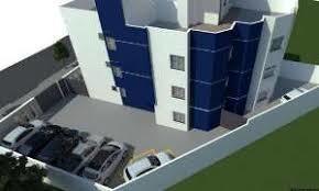 Imagem 1 de 3 de Apartamento Com Área Privativa À Venda, 2 Quartos, 1 Vaga, Parque Xangri-la - Contagem/mg - 1280