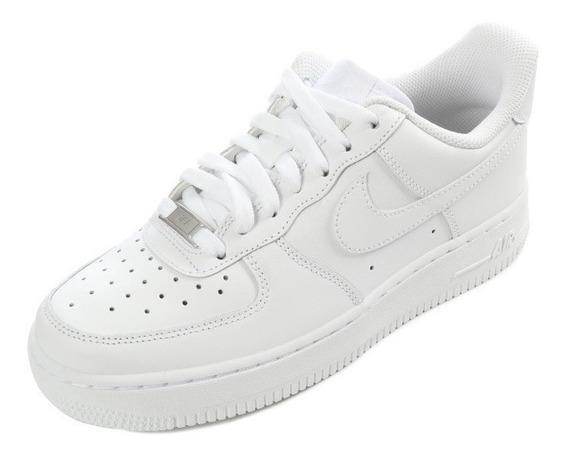 Tenis Nike Air Force 1 Clasico Tallas #22½ Al #25 Mujer Psd