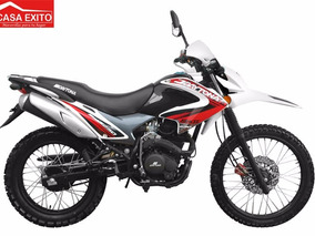 Moto Daytona Dy250 Shark 2, Enduro Año 2016 250cc