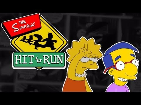 Patch The Simpsons Hit & Run Play2 Aproveite Game
