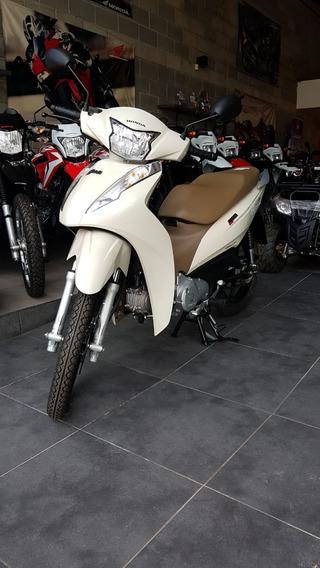 Honda Biz 125 - Ahora 12/18 - Masera Motos - W -