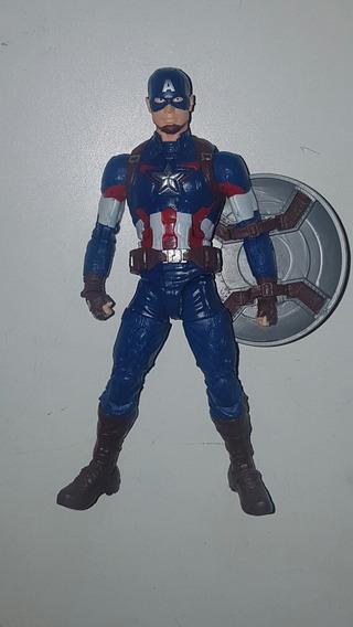 Capitão América Marvel Legends Afe Of Ultron