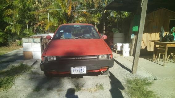 Toyota Tercel Ez Año 88