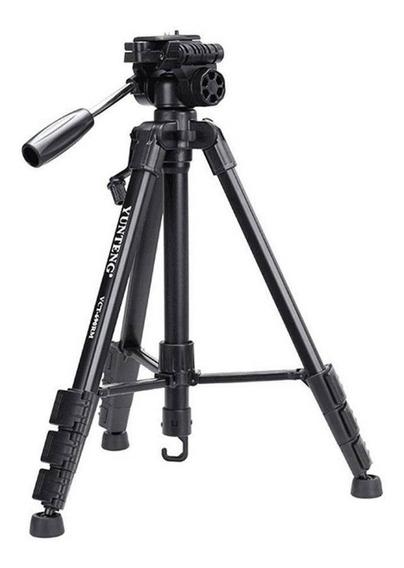 Tripé Yunteng Vct-668 Para Câmera Dslr Nikon Canon Sony