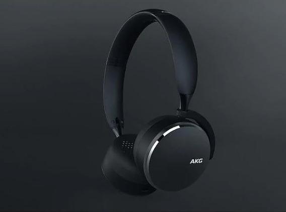 Fone Estéreo Bluetooth On Ear Akg Y500