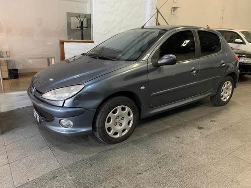Peugeot 206 1.6 Xr Premium 2008 Con Detalles De Chapa