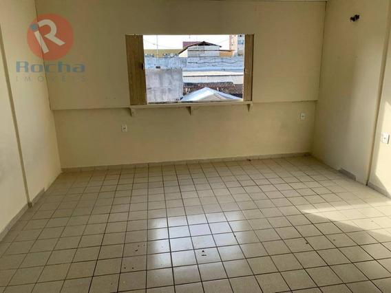 Apartamento Com 1 Dormitório Para Alugar, 45 M² Por R$ 950/mês - Soledade - Recife/pe - Ap10043