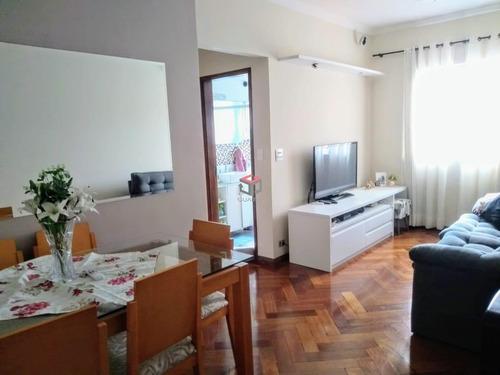 Imagem 1 de 12 de Apartamento À Venda, 2 Quartos, 1 Vaga, Santa Terezinha - São Bernardo Do Campo/sp - 90146