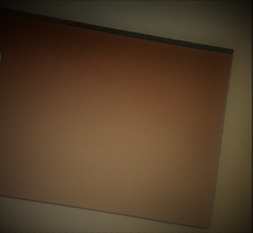 Vidrio Oscuro Tipo Ray Ban 102 Ctms X 97,5 Cmts De 8 Mm