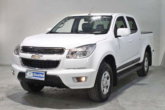 Chevrolet S10 2.4 Ls 4x2 Cd 8v Flex 4p Manual