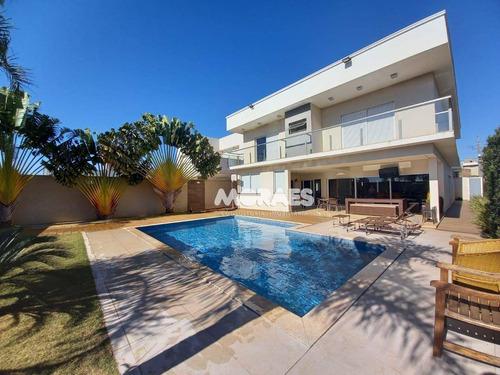 Casa Com 4 Suítes À Venda, 535 M² Por R$ 1.800.000 - Villa Lobos - Bauru/sp - Ca2083