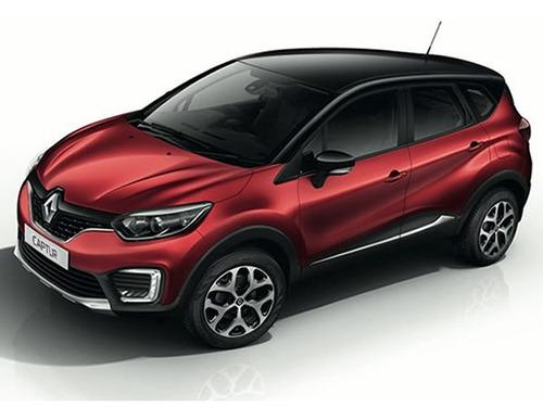 Renault Captur 2.0 Intens Bordo 2021 Contado Financiado