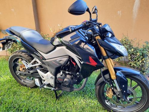 Honda Cb190r 2600km Excelente Estado!