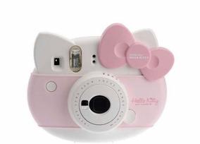 Câmera Instantânea Fujifilm Instax Mini Hello Kitty Rosa