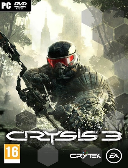 Crysis 3 Pc - Origin Key (envio Flash)