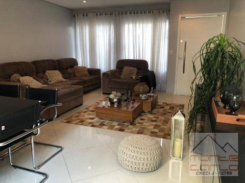 Sobrado Com 3 Dormitórios À Venda, 261 M² Por R$ 1.150.000,00 - Nova Petrópolis - São Bernardo Do Campo/sp - So0151