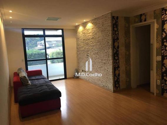 Apartamento Com 3 Dormitórios À Venda, 90 M² Por R$ 320.000,00 - Macedo - Guarulhos/sp - Ap0504