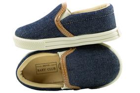 Sapato Infantil - Masculino - 20 - Baby Club