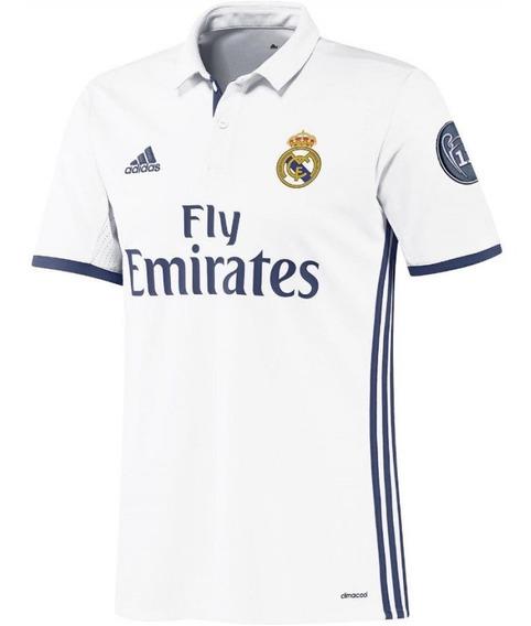 Jersey Playera adidas Real Madrid De Niño Champions League