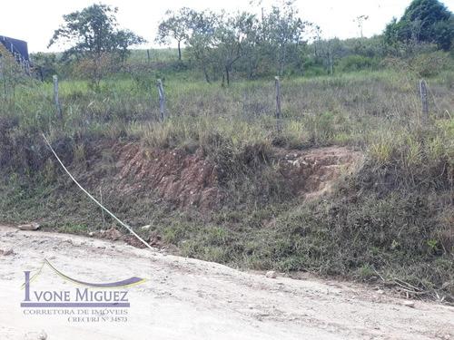 Imagem 1 de 10 de Terreno Em Ville De Monte Alegre  -  Paty Do Alferes - 3310