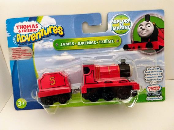 Fisher Price - Thomas & Friends Adventures - James