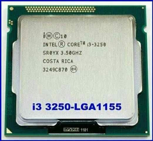 Intel I3 3250 Lga1155