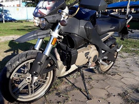 Buell Ulysess Big Trail Touring 2008 Preta Impecavel