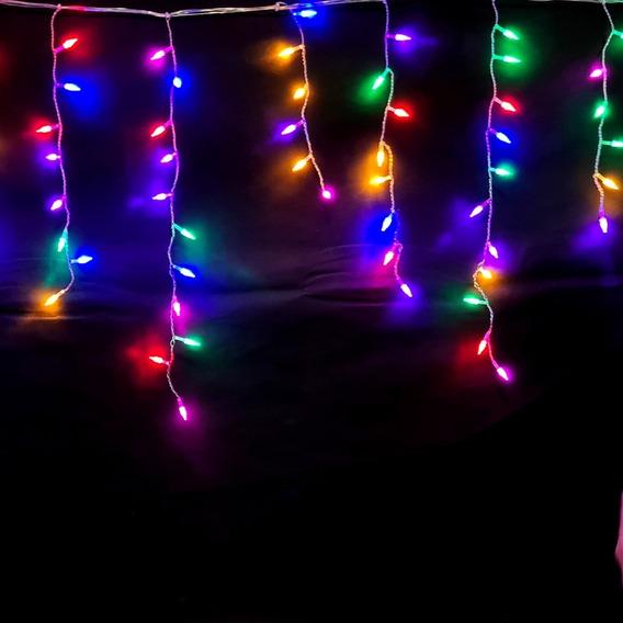Riuty Gotas de Lluvia Luces Blue 50 cm 240 LED con energ/ía Solar Luces de Lluvia Que Caen Luces de Ducha para Fiesta en el /árbol Fiesta de Bodas Jard/ín Decoraci/ón