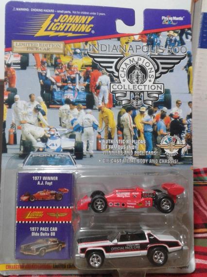 Johnny Lightning - Indianapolis Champions - 1977 - Esc: 1:64