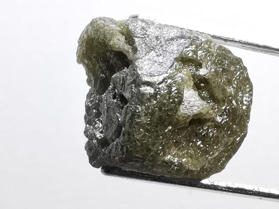Diamante Bruto Cinza Natural 10,05 Ct