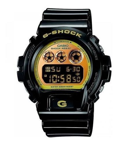 Relógio Masculino Casio G-shock Dw-6900cb-1ds+brinde