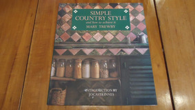 Livro Simple Country Style Arquitetura Rural