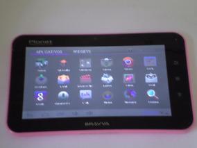 Tablet Bravva Bv-4000 Com Defeito (leia A Descrição)