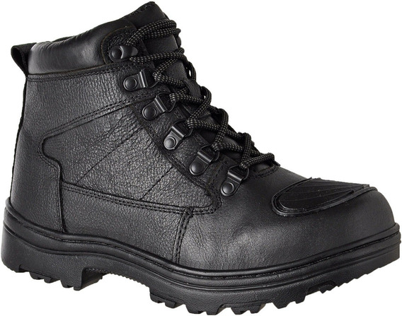 Sapato Botina Casual Social Masculino Bota Coturno