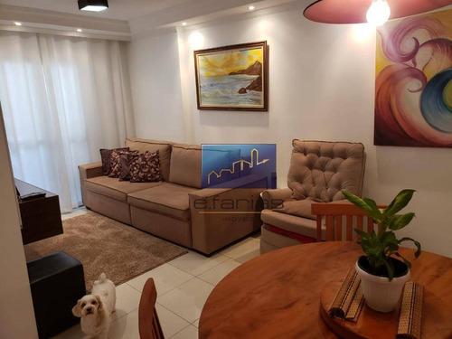 Imagem 1 de 21 de Apartamento Com 3 Dormitórios À Venda, 70 M² Por R$ 430.000,00 - Vila Guilhermina - São Paulo/sp - Ap1007