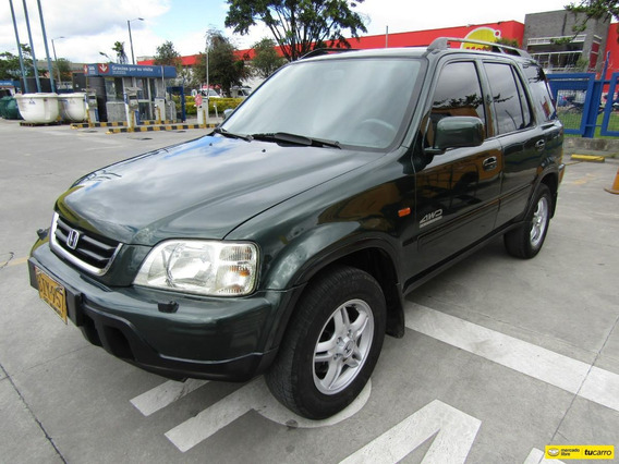 Honda Cr-v At 2000cc